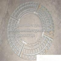 Standard and custom fabrication designs ductile iron cast  tree grate 1200*1200mm  for urban park setting Manufactures