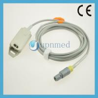 Comen C60/C80 Oximax Pediatric finger clip spo2 sensor,8pin 40 degree;3M;TPU Manufactures