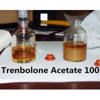 China Injectable Trenbolone Acetate 100mg For Bodybuilding , Anabolic Steroids Injections on sale