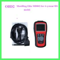 MaxiDiag Elite MD802 for 4 system+DS model Manufactures