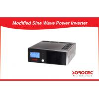 LCD LED Display Optional Modified Sine Wave Inverter  500-2000VA Manufactures