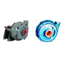 Type G Series Sand Dredging Pump Anti Corrosion Adjustable Color 36-4300 M³/H Manufactures