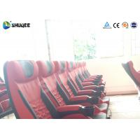 Simulator Effect 4D Cinema Equipment Customized Outside Model Different Color Manufactures