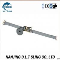 E track Ratchet Straps , According to EN12195-2, ASME B30.9 standard, CE, GS certificate approved. Manufactures