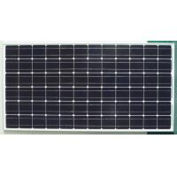CE / CSA / TUV Approved Black House PV Solar Panel 72 Cells 185 Watt Manufactures