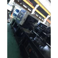 Horizontal 60T Plastic Injection Blow Moulding Machine Servo Motor Type Manufactures