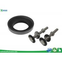 Buy cheap Toilet Tank To Bowl Kit , 3 Inch Bolts And Doughnut Toilet Rubber Gasket from wholesalers