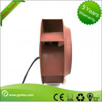 Brushless DC Cooling Fan , Backward Curved Centrifugal Fan For Air Conduit Manufactures