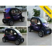 72V 1000W / 1200W / 1500W Brushless Motor Electric Passenger Car With Four Wheels Manufactures