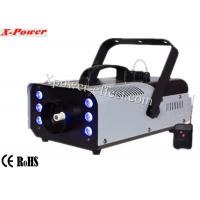 900W 3 In1 RGB LED Fog Machine With Remote Control Thermal Fog Machine    X-026 Manufactures
