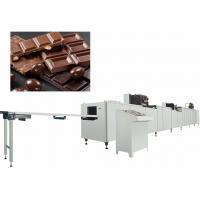 Commercial Pastry Making Equipment / Multifunctional Chocolate Enrober Machine Manufactures