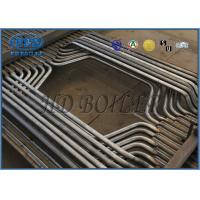 Inspection Hole Membrane Mandrel Block Water Wall Panels With ASME Standard Manufactures