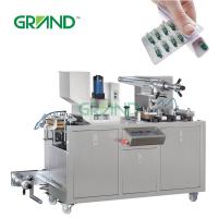 Auto Alu - Plastic Small Pharma Blister Packaging Machine , Pharmaceutical Blister Packaging Manufactures