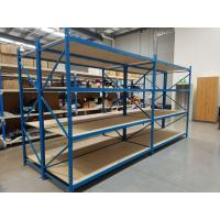 China Hot Sale Easy to Installation Light Duty Adjustable Long Span Industrial Shelving Rack Manufactures