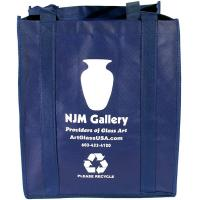 Reusable Grocery Shopping Bags with Bottom Gusset or Side Gusset Available Manufactures