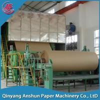 craft paper making machinery manufacturers in china with high profit Manufactures