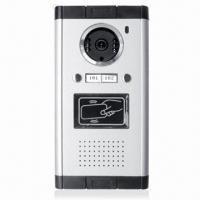 Access Control Keypads Intercom System for Villa, with European Style and CE-approved Manufactures