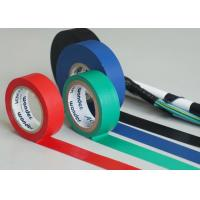 Red / Green High Temp Electrical Tape Wiring Cables For Buildings Manufactures