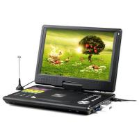 12.1-inch Portable DVD Player with TV/USB/Card Reader and Games Manufactures