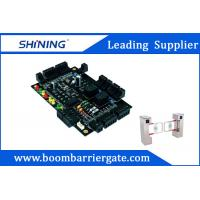 12V DC Access Control System With Fingerprint Control Board , Card Access System Manufactures
