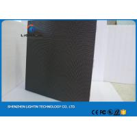 China High Resolution Aluminum Cabinet , stage led screen display Accessories on sale