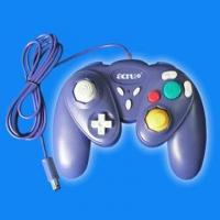 GameCube/GC Dual Shock Gamepad/Controller with LED Display Manufactures