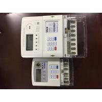 Buy cheap Zero Maintenance STS Prepaid Meters High Accuracy Keypad For Rural Area Solar from wholesalers