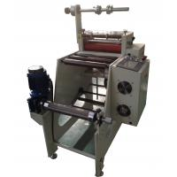 Adhesive Tape and PVC Film Lamination Cutting Machine with Conveyor belt Manufactures