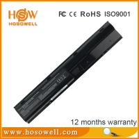Replacement Laptop Battery for HP ProBook 4530s HP ProBook 4535s 6 Cell 10.8V 4400mAh Li-i Manufactures