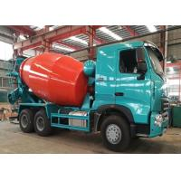 China Large Capacity Concrete Mixer Truck For Construction Site SINOTRUK HOWO A7 on sale