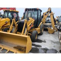 China Good Condition Second Hand Backhoe Loader Used Cat 416e 420f 430f on sale