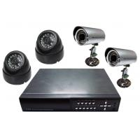 TCP / IP Network H.264 CCTV DVR support 3G, WIFI stand alone DVR cctv cameras Manufactures