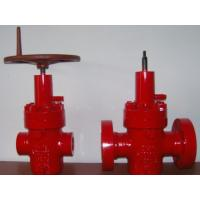 Quality Hot sale API 6A Expanding Gate Valve Wellhead Valves for sale