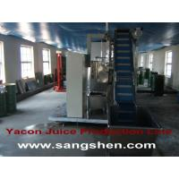 Buy cheap Yacon Juice Production Line from wholesalers