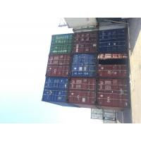China Steel International Used Storage Container Houses Of 20GP Payload 28000kg on sale