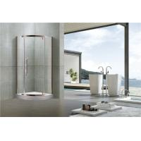 Quadrant Printed Stainless Profiles Shower Enclosures With Patterned SS Accessories Manufactures