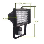 Flood light camera: JS-654A Manufactures
