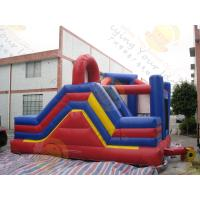 Quality Fireproof Inflatable Advertising Bouncer Helium PVC Colorful B1 Certifications for sale