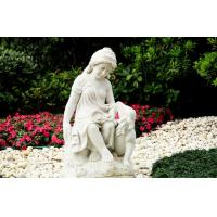 China White marble Carving sculpture on sale