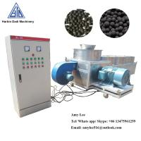 China KHL-500 Chicken manure/cow dung compost organic fertilizer granule making machine on sale