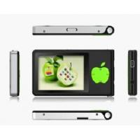 China 18 languages 2.4 inch flash MP5 player with radio / game / AV out on sale