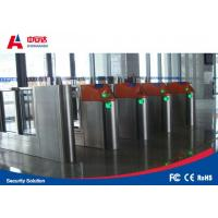 Metal Office Security Portable Explosive Detector Tripod Turnstile Hospital Access Control Turnstile