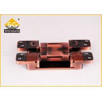 180 Degree Invisible Three Way Hinge 3D Security Flush Door Hinge Of Zinc Alloy Manufactures
