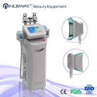 vertical 2MHZ RF skin tightening 10.4 inch screen cryolipolysis slimming machine Manufactures