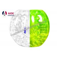 Customized Inflatable Ball Game Soccer Bubble Giant Inflatable Ball For Kids Manufactures