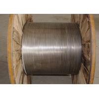 Industrial Stainless Steel Coiled Tubing TP316 / 316L For Water System EN10204 3.1 Manufactures