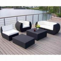 Bistro Set, European Style, Made of PE Rattan Manufactures