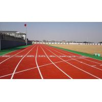 Granulated EPDM Running Track No Smell For Football Training Field Manufactures