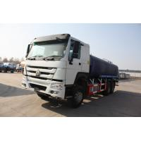 6x4 Sewage Tanker Truck/ 13 CBM Waste Disposal Truck With Pressure Discharge Function Manufactures