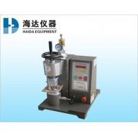 Fabric Leather Bursting Strength Tester ,  Semi Automatic Paper Testing Equipments Manufactures